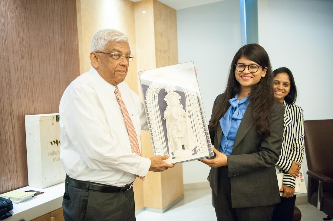 Mr. Deepak Parekh - Chairman, HDFC