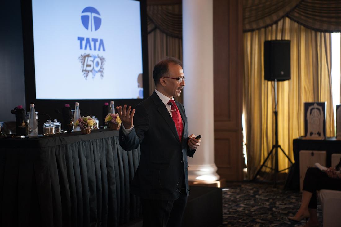 Mr. Harish Bhat - Brand Custodian, Tata Sons