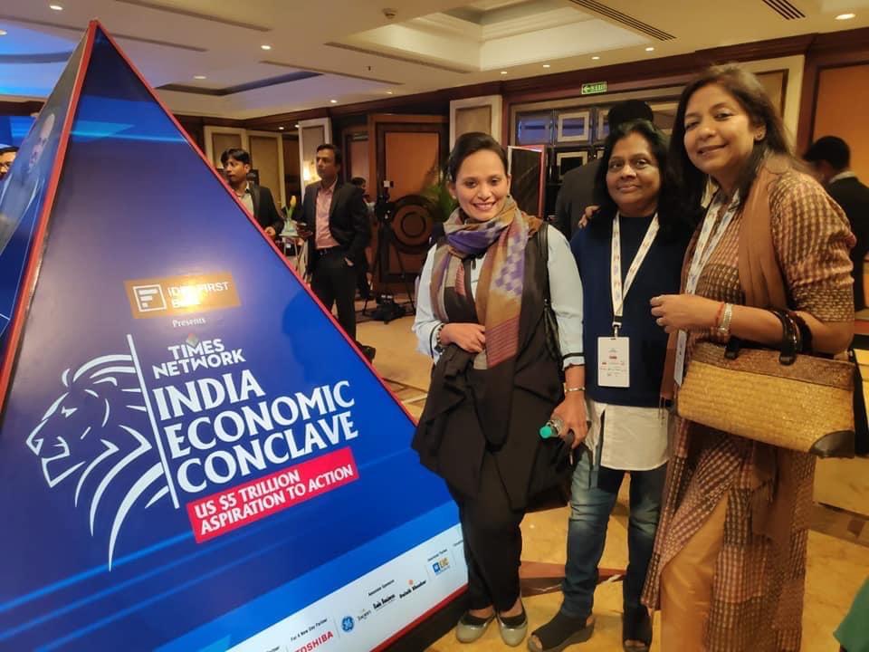 Millennium Mams' :: India Economic Conclave