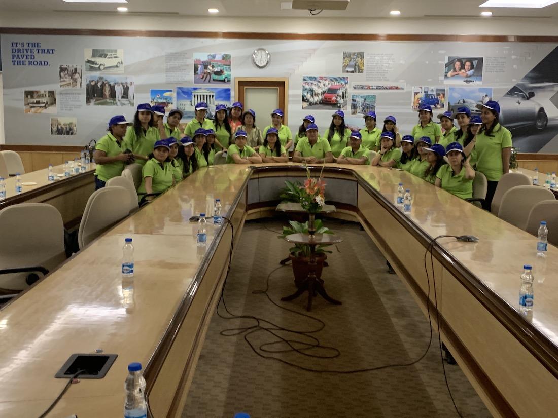 Millennium Mams' :: Maruti, Factory Visit