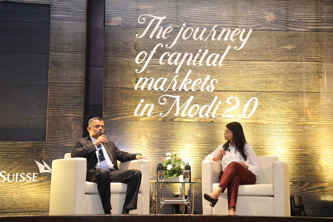Mr. Neelkanth Mishra - MD and India Strategist, Credit Suisse
