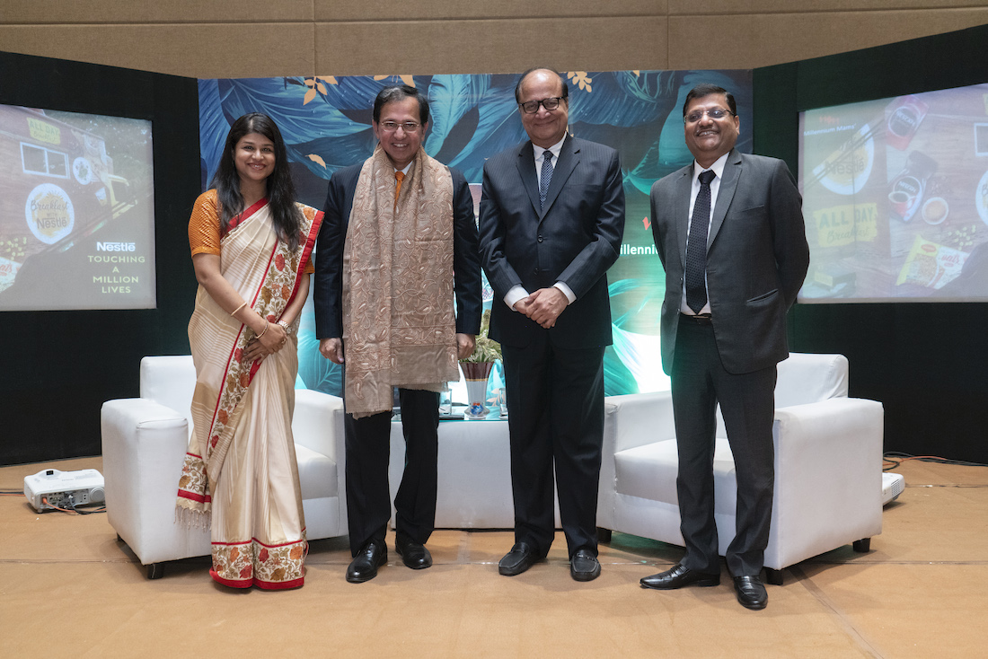Mr. Suresh Narayanan - MD and CEO, Nestle India