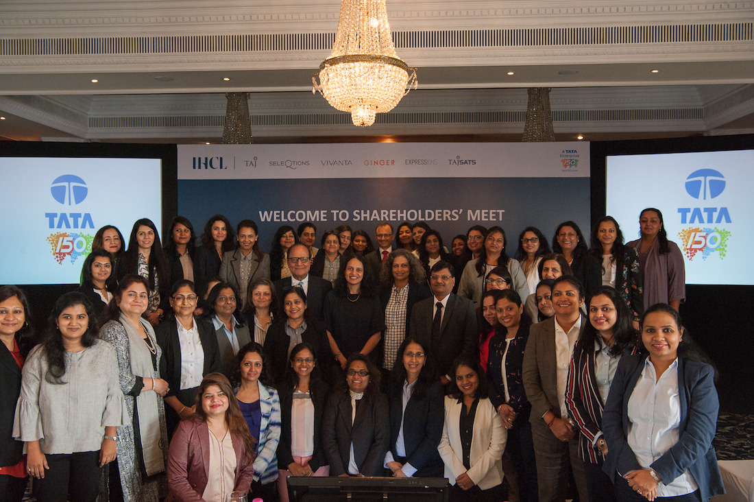 Mrs. Nupur Mallick - Group Chief Human Resources Officer, Tata Group