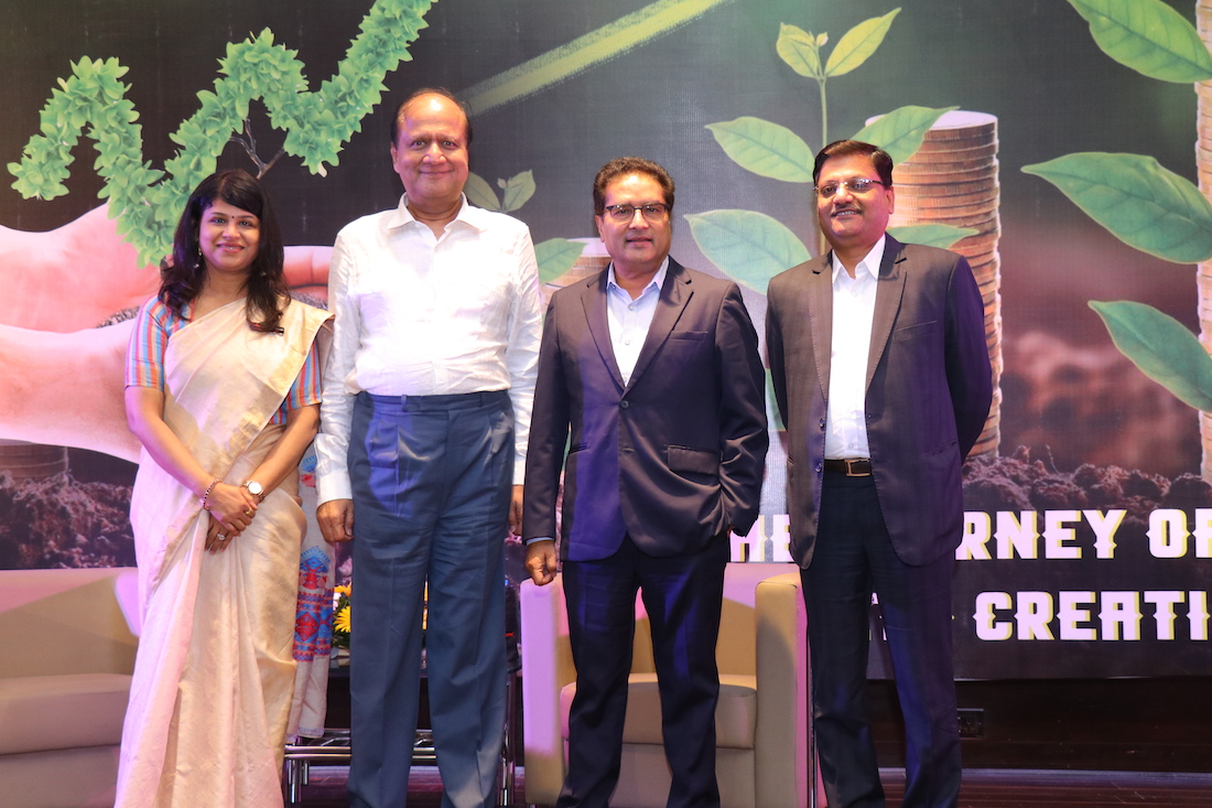 Mr. Raamdeo Agrawal - Joint MD and Co-founder at Motilal Oswal Financial Services Limited