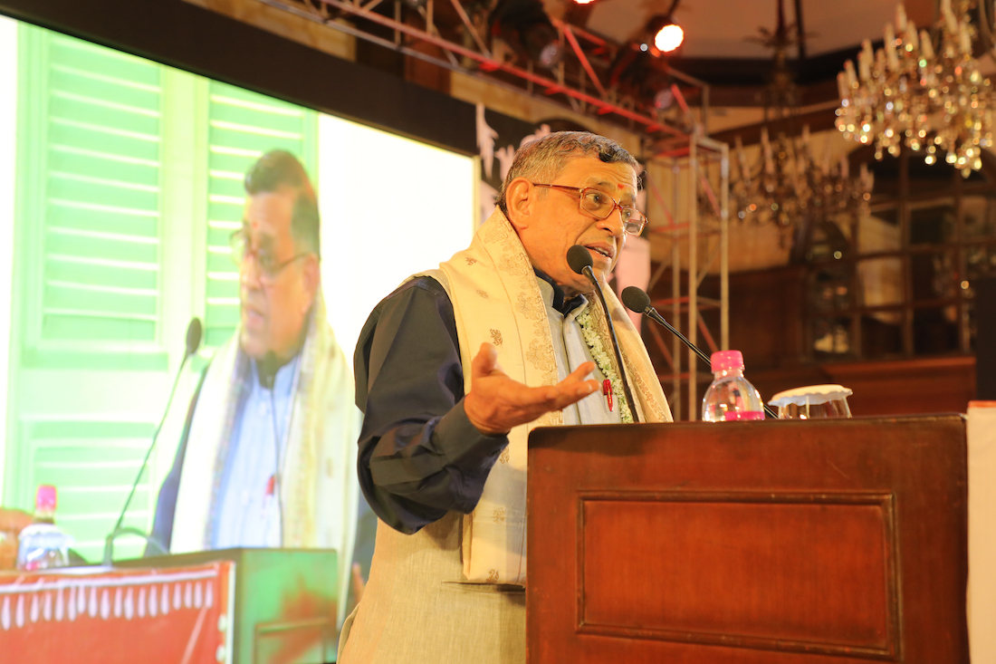 Mr. S. Gurumurthy - Chartered Accountant, Columnist, Political and Economic Analyst